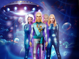 The Pleiadian Council of Nine: The Influence of the Light is